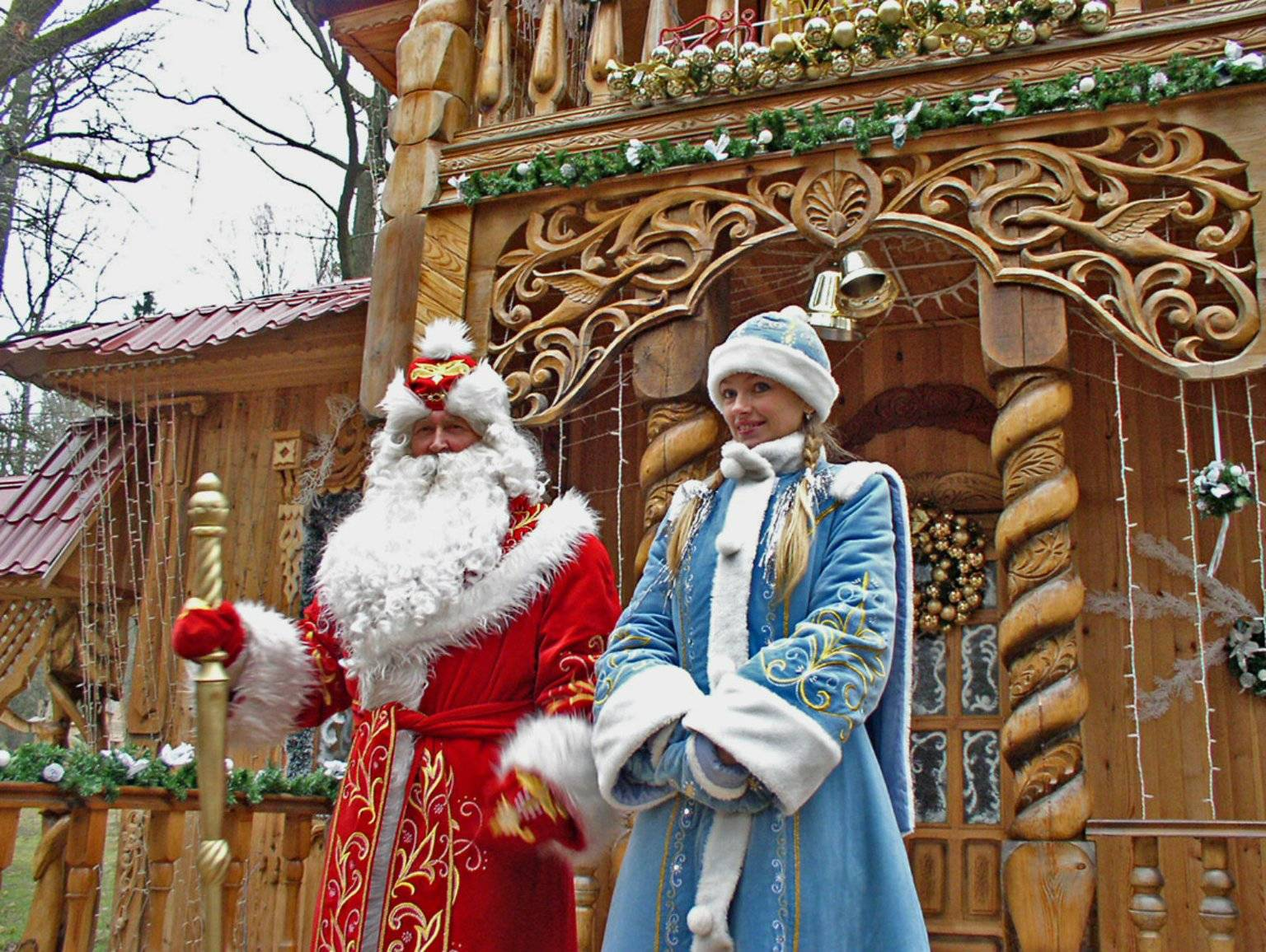 Где живёт Дед Мороз – тайна, известная только взрослым