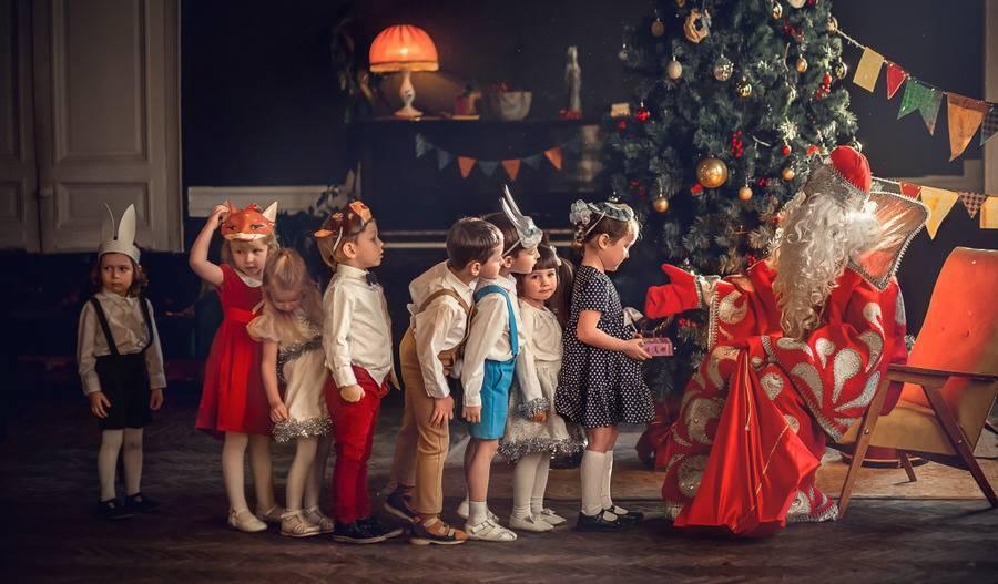 Детские сценарии и сказки на новый лад