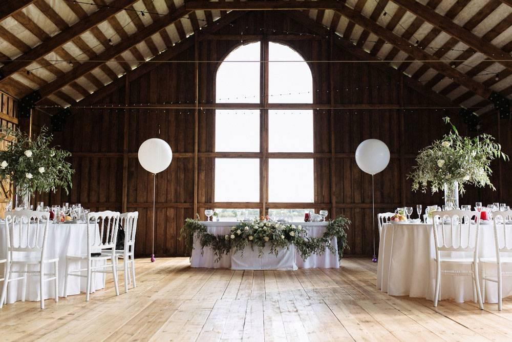 Проведение свадьбы — кафе или база отдыха?