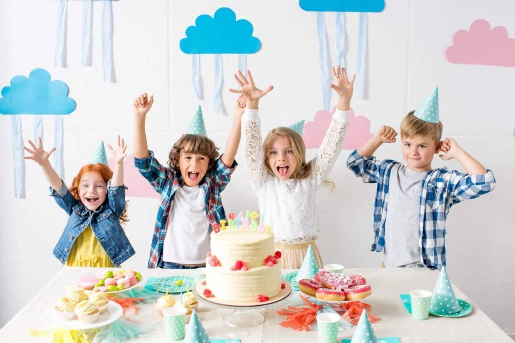 Классификация способов празднования дня рождения ребенка и их особенности