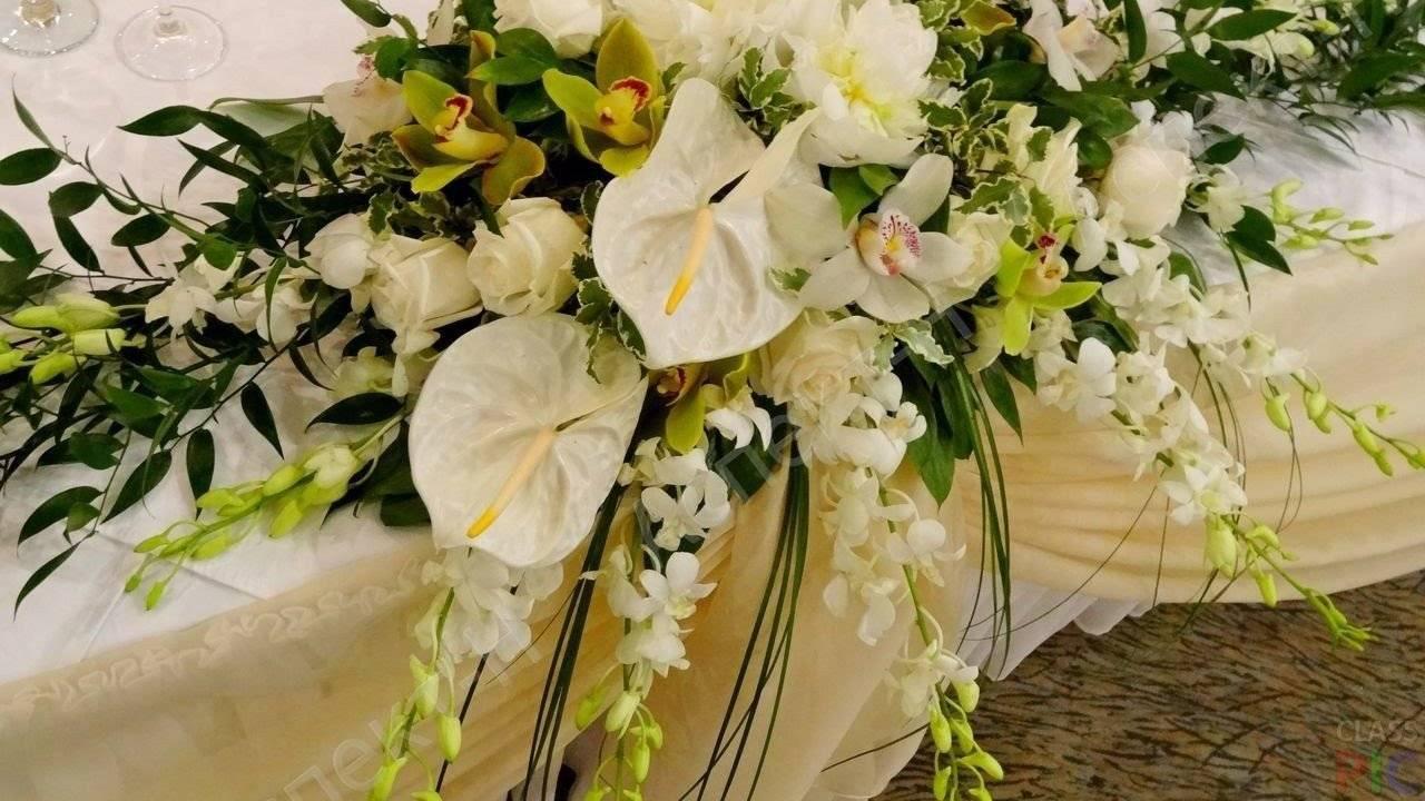 Как выбрать цветы на свадьбу в подарок: правила этикета и актуальные тенденции