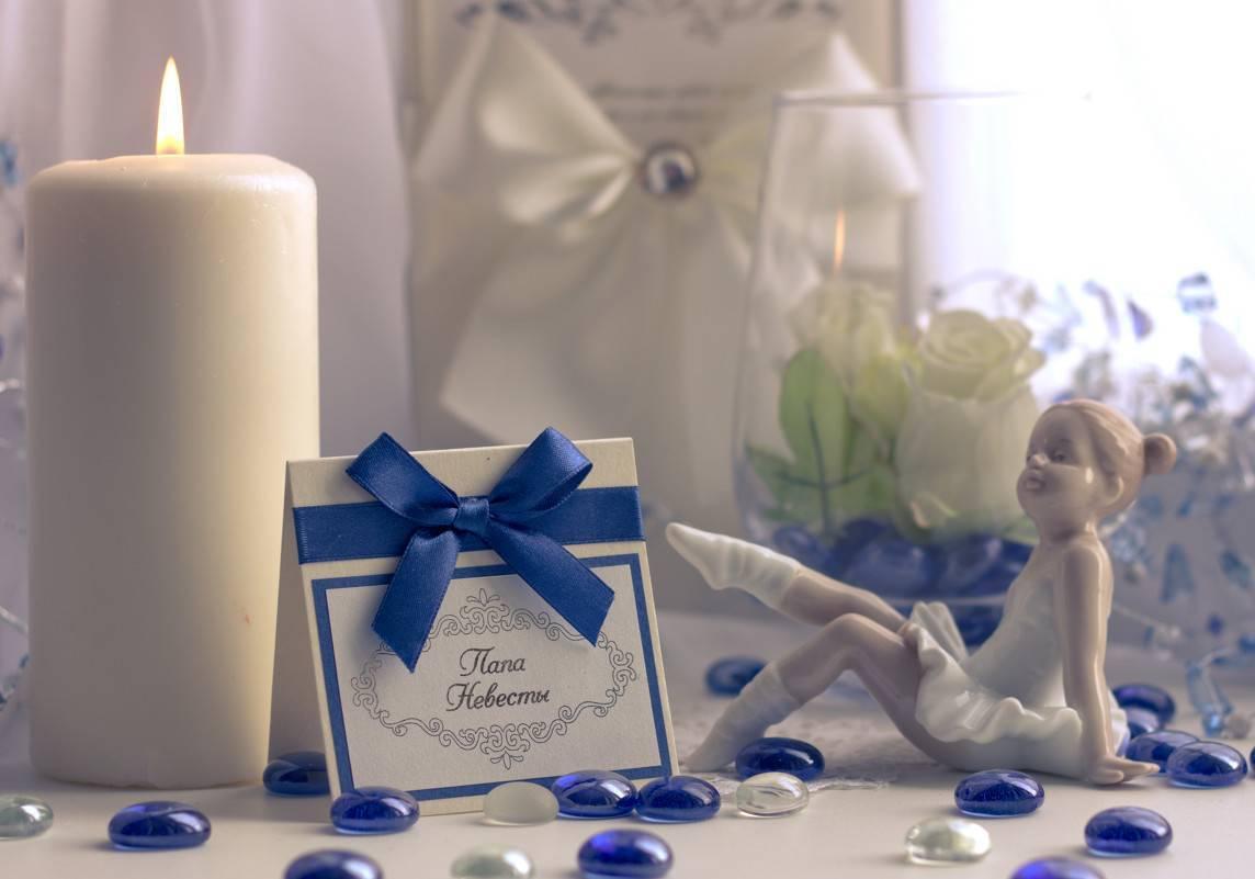 Свадебные мелочи к большому празднику
