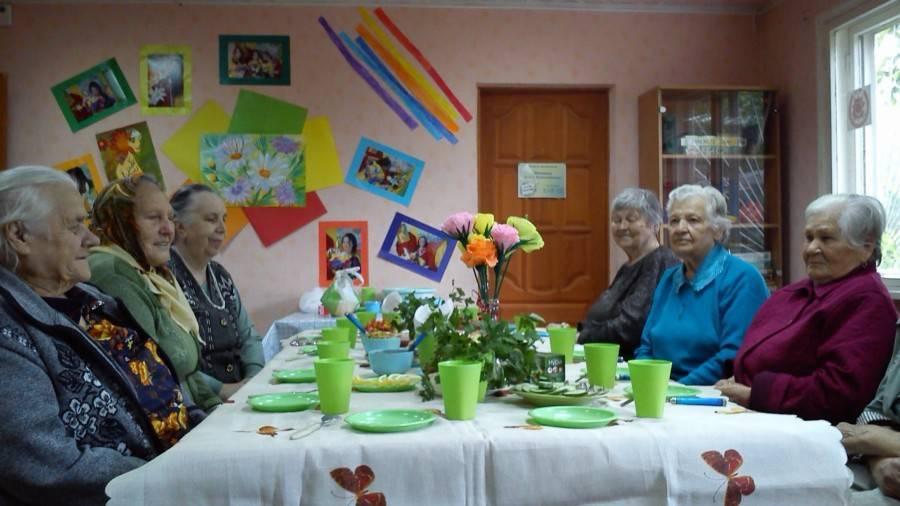 Сценарий День пожилого человека Вечер встречи с пенсионерами и ветеранами
