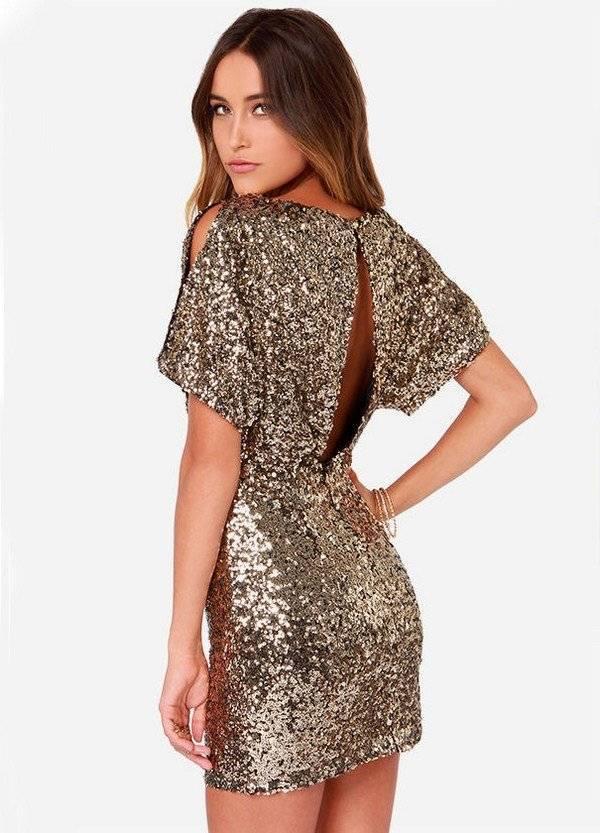 Все о новогодних платьях — модный обзор