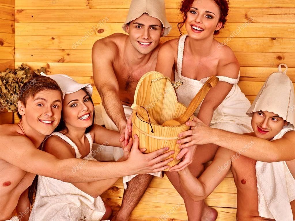Конкурсная программа для банной вечеринки
