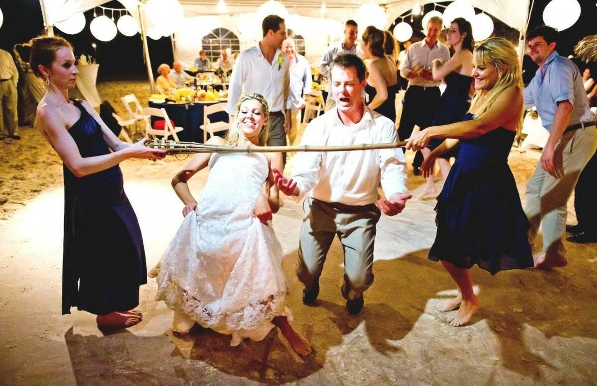 Лирические и шуточные игровые моменты для сценария свадебного банкета