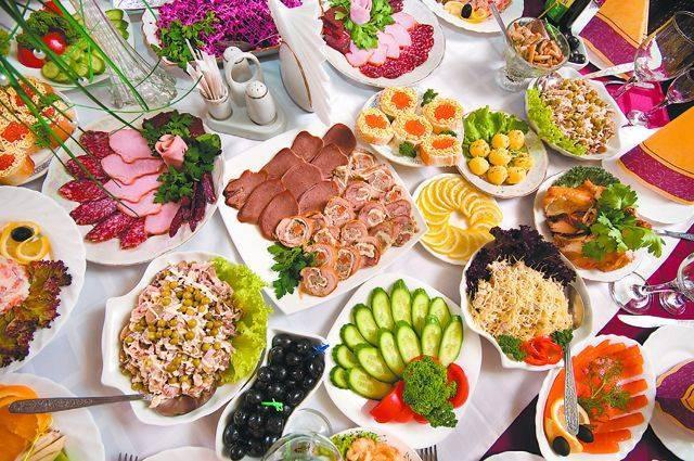 Что приготовить на день рождения летом: меню с рецептами