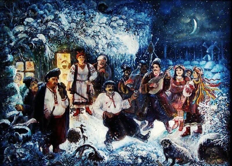 Праздник Коляды — обычаи, традиции и гадания