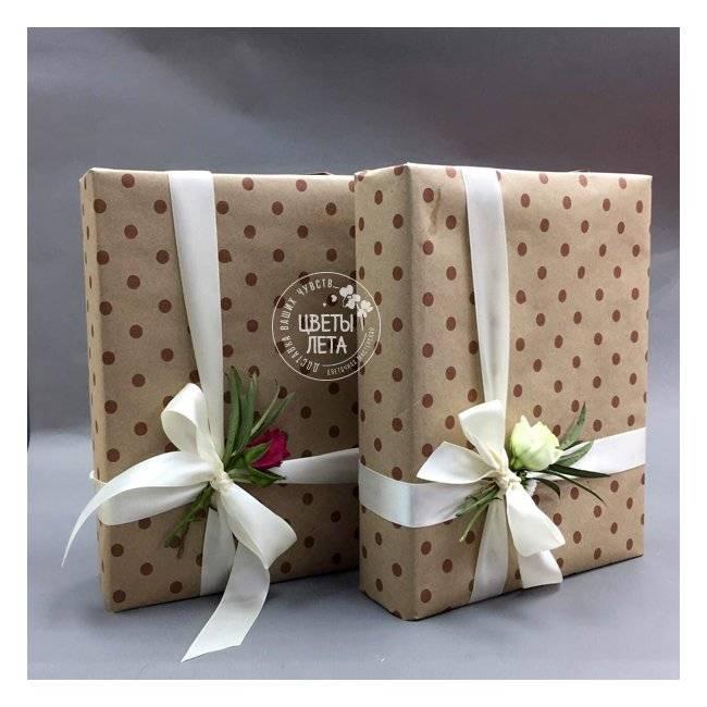 Подарочный пакет своими руками — частичка души и тепло ваших рук