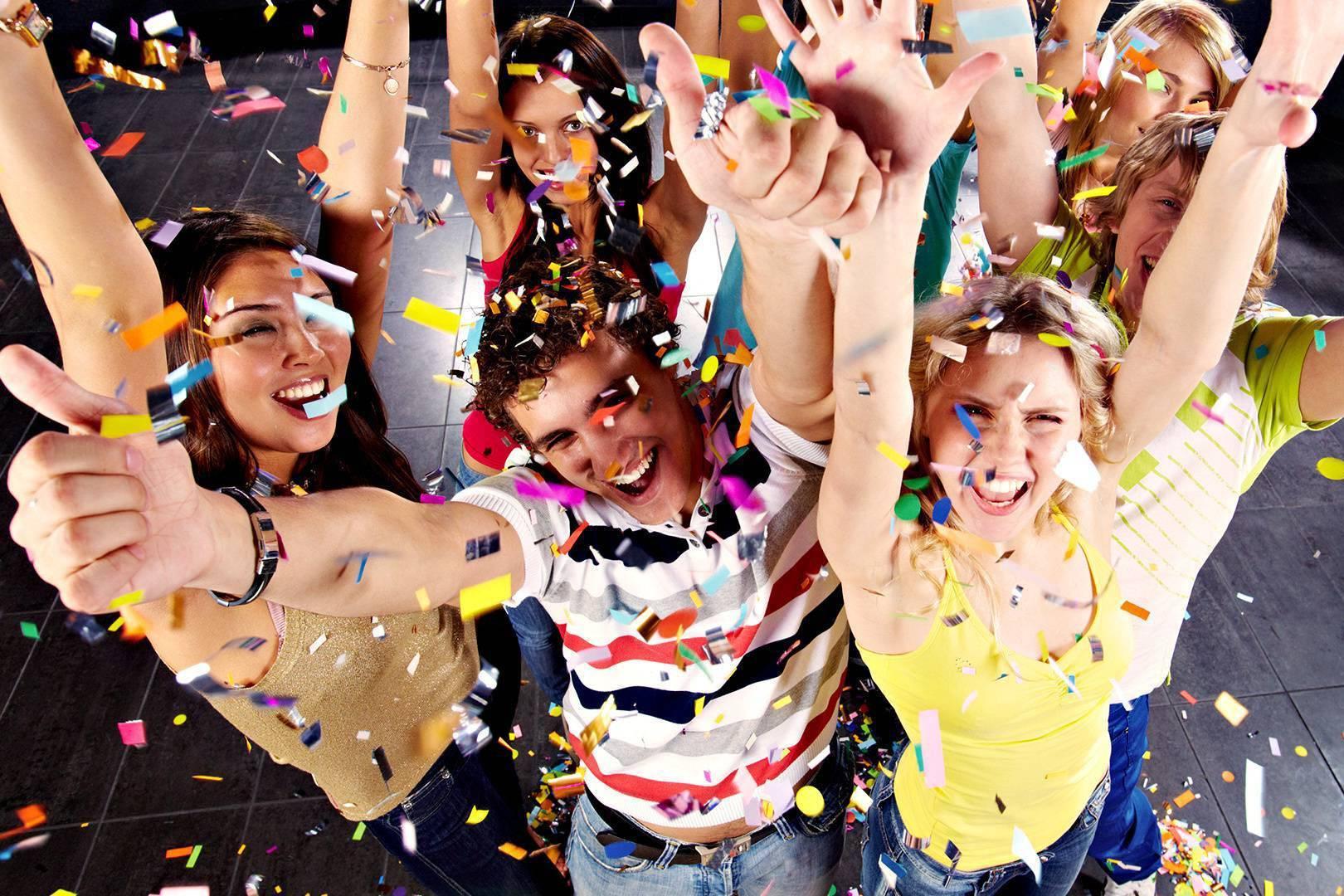 Смешные конкурсы на праздники: окунитесь в море беззаботного веселья!
