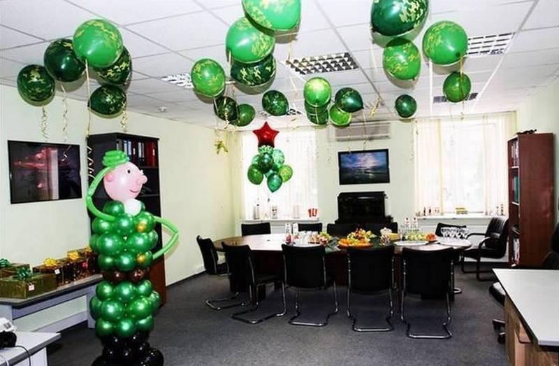 Идеи оригинального поздравления коллег с 23 февраля на работе
