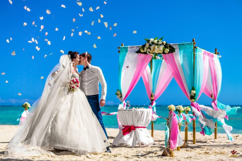 Свадьба на море — лазурная сказка