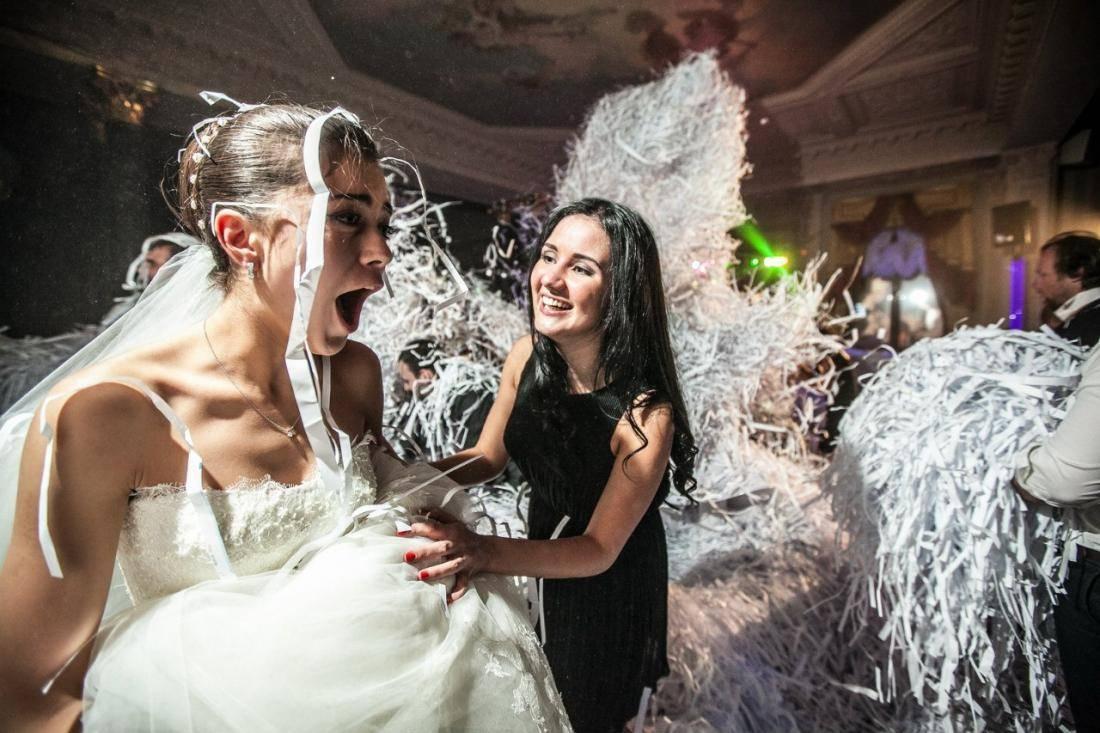 Как развлечь и удивить гостей на свадьбе? Шоу-программы и сюрпризы