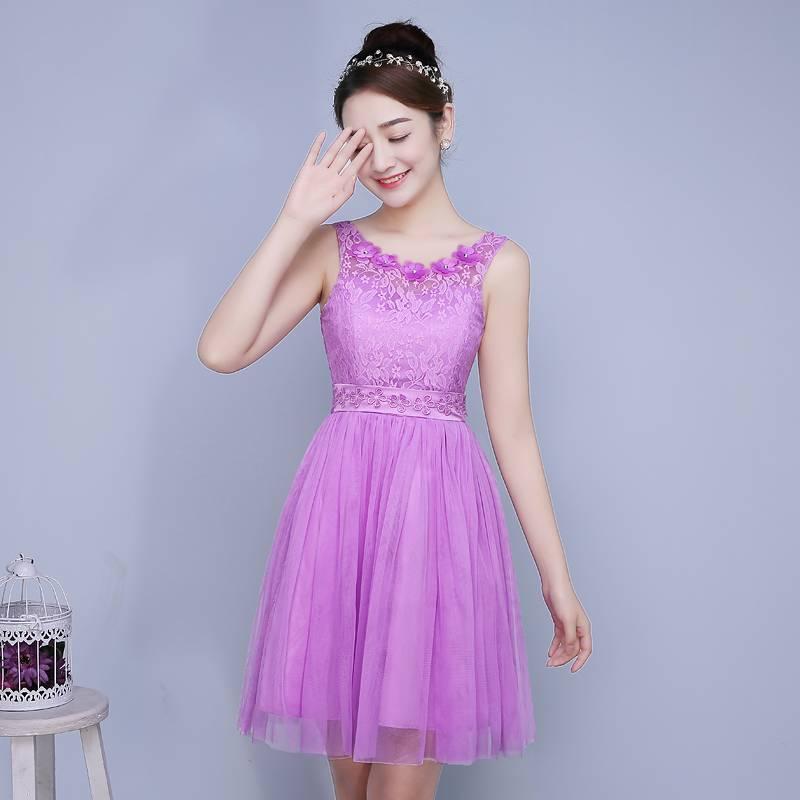 Модные выпускные платья для невысоких девушек