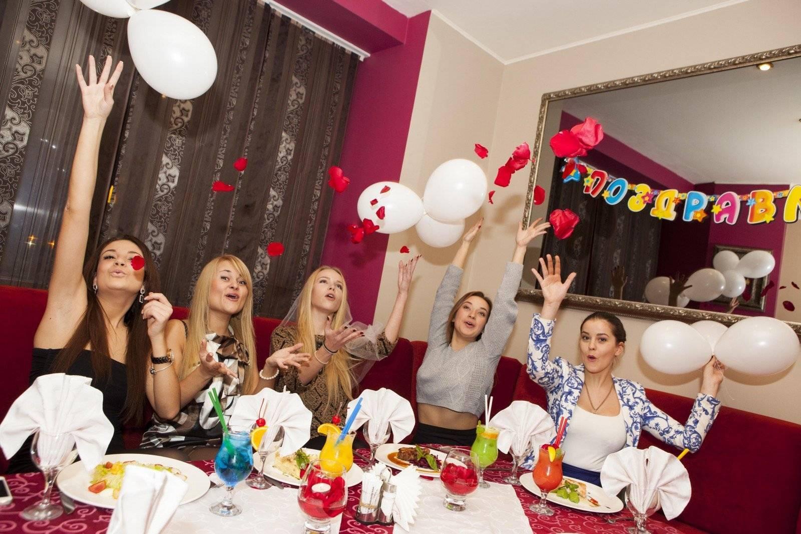 """Сценарий дня рождения, девичника или вечеринки в женской компании """"Леди в Красном"""""""