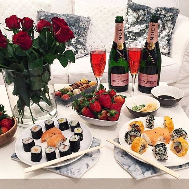 Что приготовить на день рождения мужа: меню для приема гостей дома и на природе