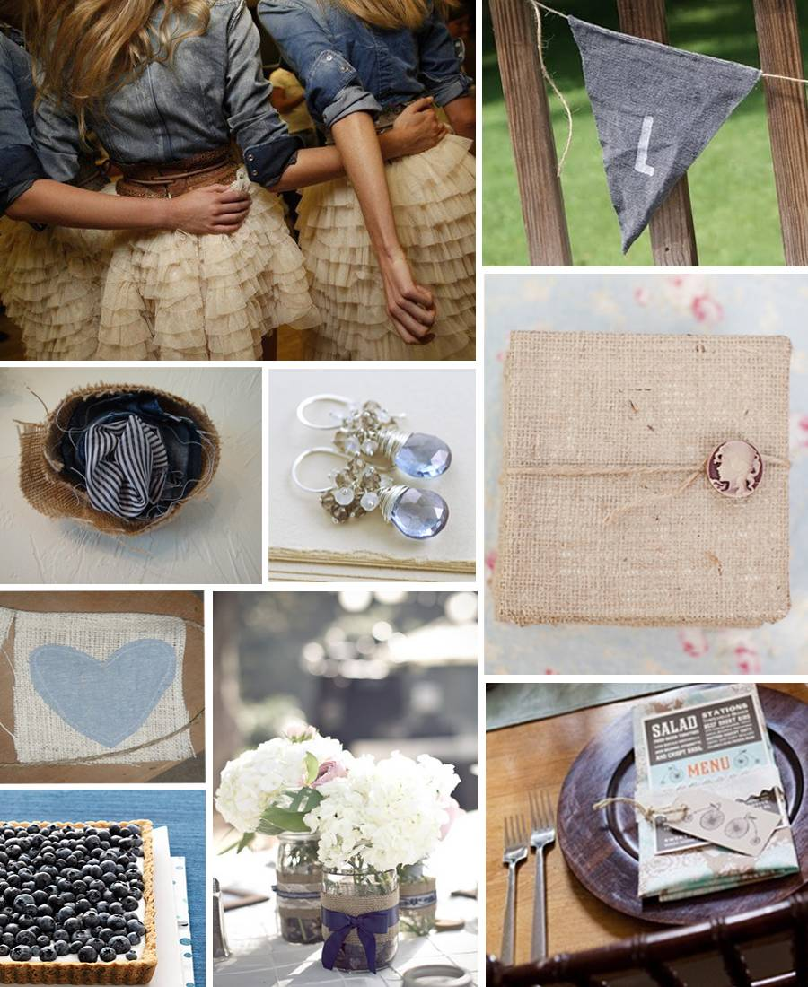 Джинсовая свадьба: вызов традициям или индивидуальность?