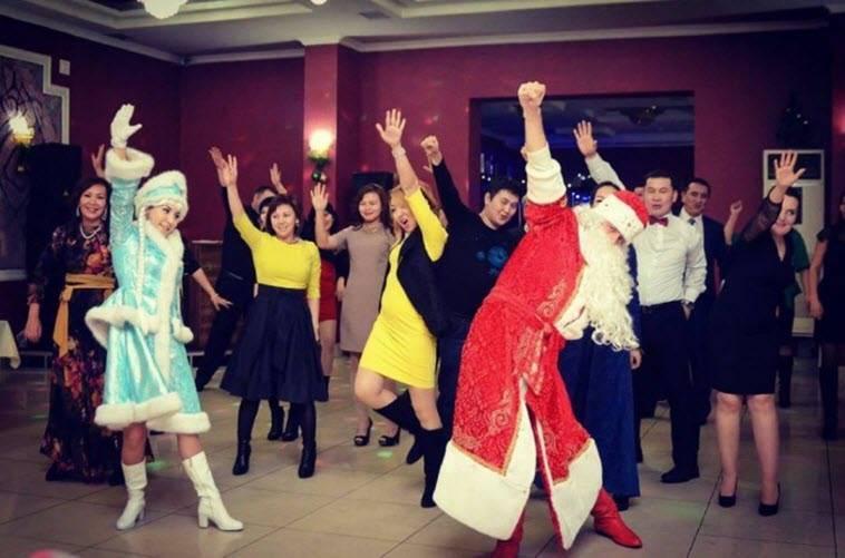 Развлечения на Новый год, или Несколько конкурсов, способных развеселить гостей