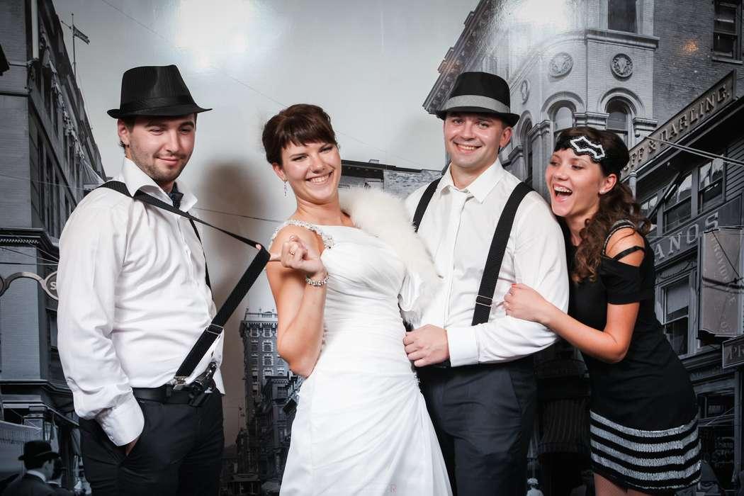 Свадьба в стиле Чикаго — гангстеры, казино и мюзикл