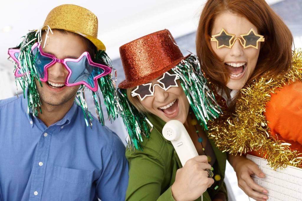 Сценарий Нового года: корпоратив понравится всем!
