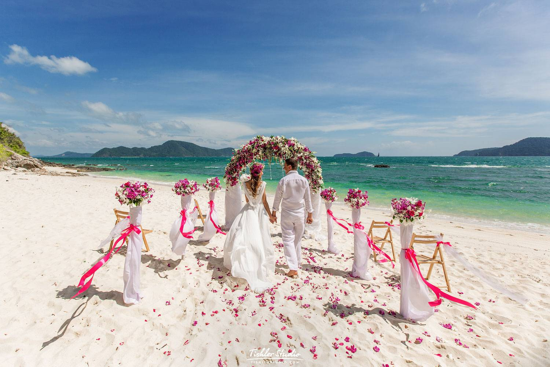 Выбираем свадебные туры, или Романтическая сказка для двоих