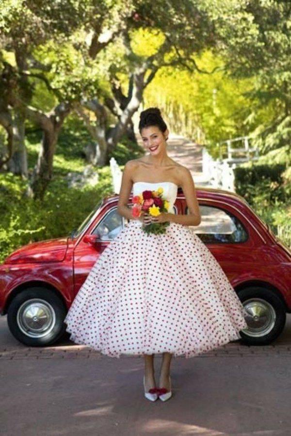 Платья в стиле ретро — модный тренд вне времени