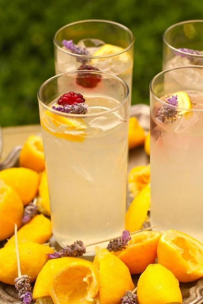 Праздничный лимонад в домашних условиях: простые, полезные и вкусные рецепты