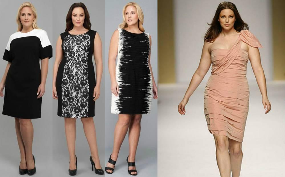 Вечернее платье для полных женщин. Так ли сложен выбор?
