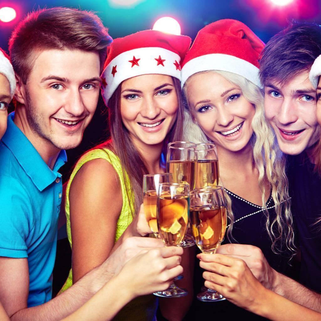 Сценарий новогодней вечеринки в кругу друзей