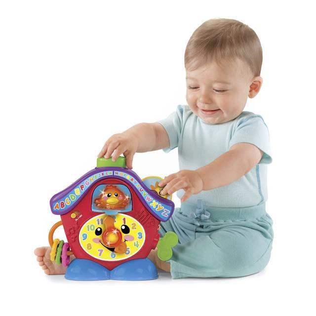 Чем угодить двухлетнему малышу