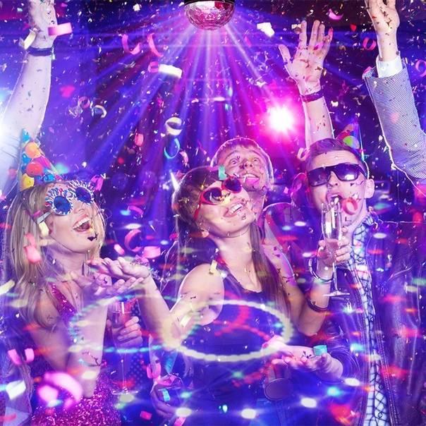 """Сценарий новогодней молодежной вечеринки """"LIKE PARTY у Ёлки"""""""