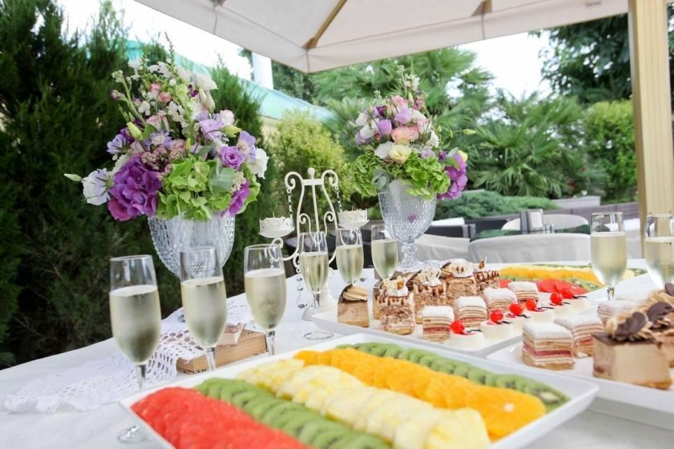 Свадебный банкет: секреты организации торжества