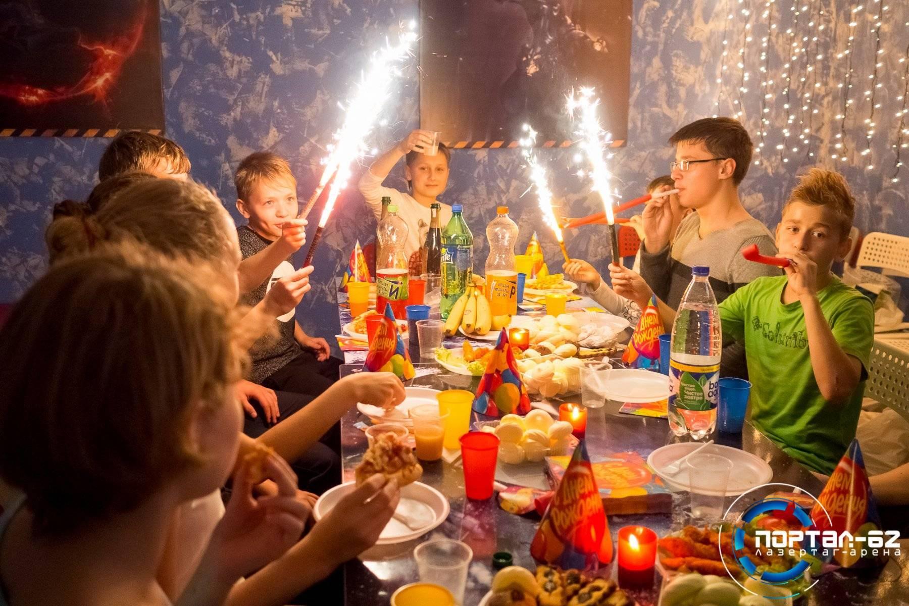 Новогодние игры за столом
