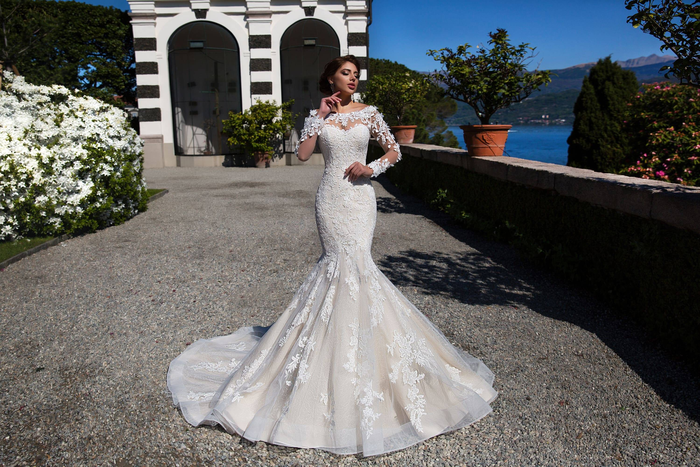 Советы по выбору — свадебное платье русалка