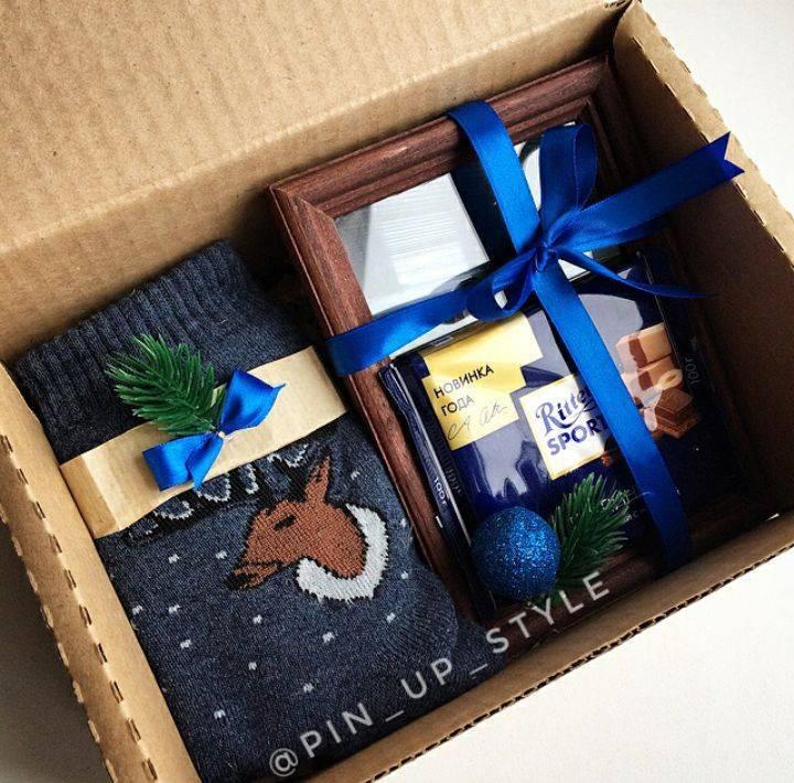 Подарки мужу на Новый  год — презенты для самых привередливых!