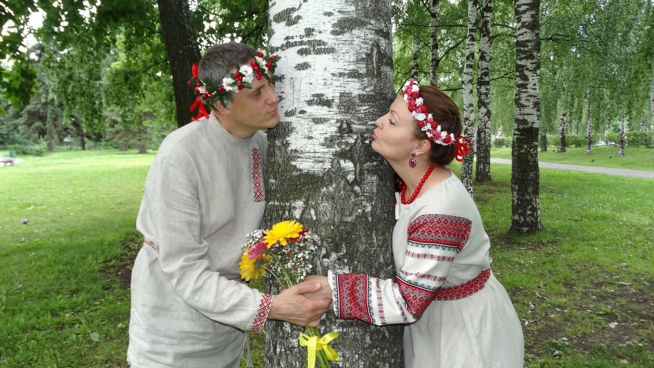 Какой русский не любит повеселиться, или Свадьба в русском стиле