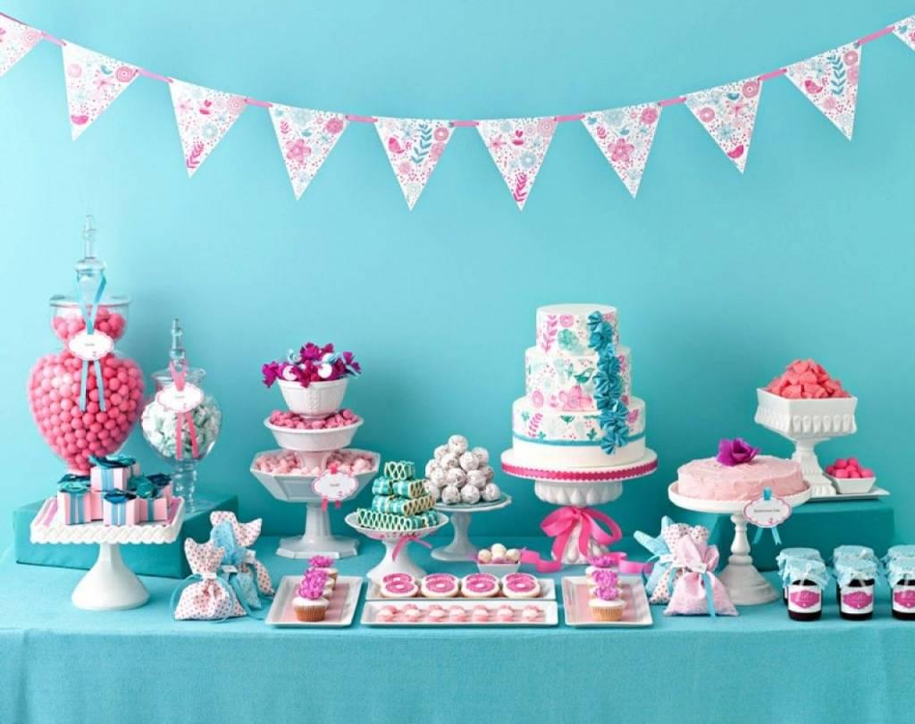 Аксессуары для проведения детского дня рождения — какие они бывают?