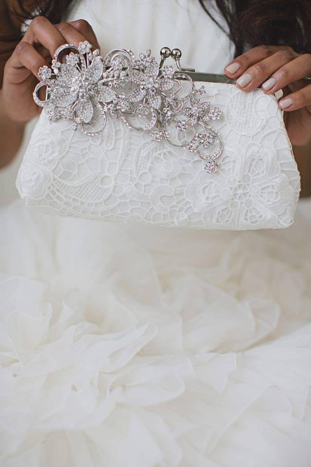Свадебный клатч своими руками: стильно, утонченно, эксклюзивно!