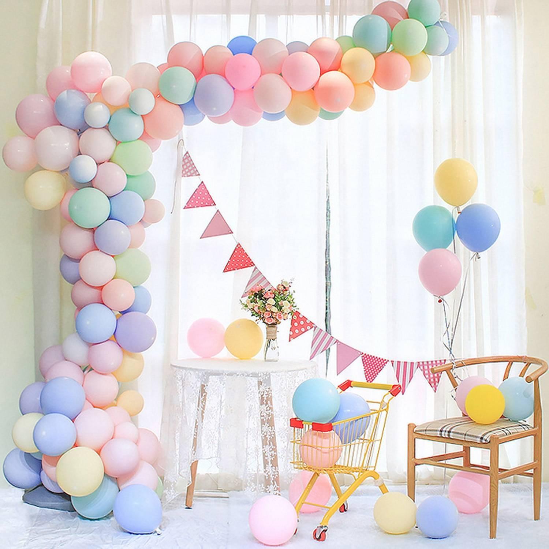 Веселый антураж ко дню рождения