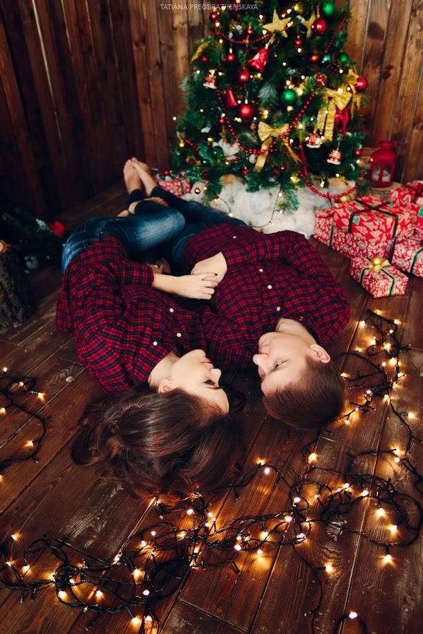 Как встретить Новый год вдвоем с любимым человеком