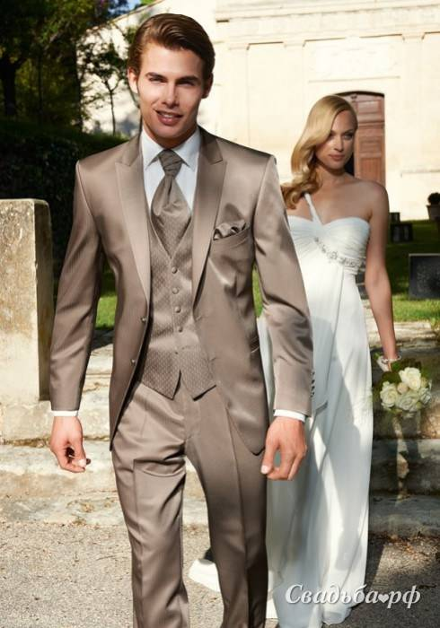 Выбираем свадебный костюм жениха: актуальные рекомендации