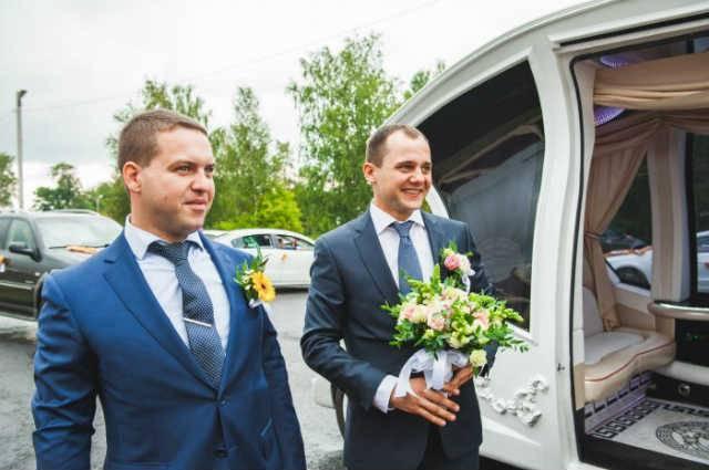 Свидетели на свадьбе — яркая роль второго плана