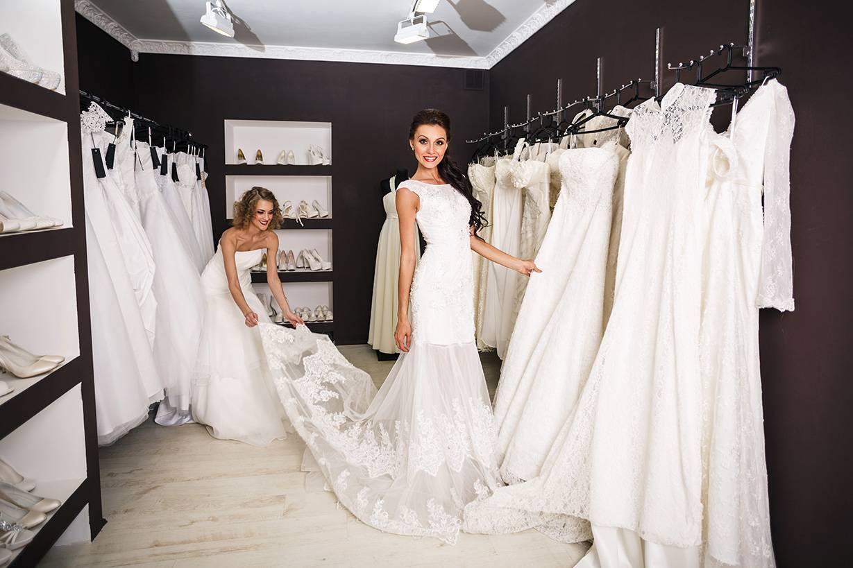 Как выбрать свадебное платье, или Как помочь наряду выбрать вас