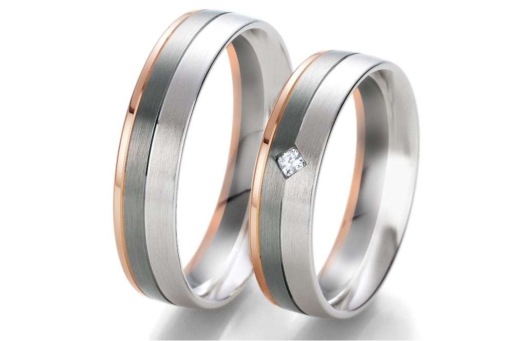 Обручальные кольца из платины: эталон безупречного вкуса