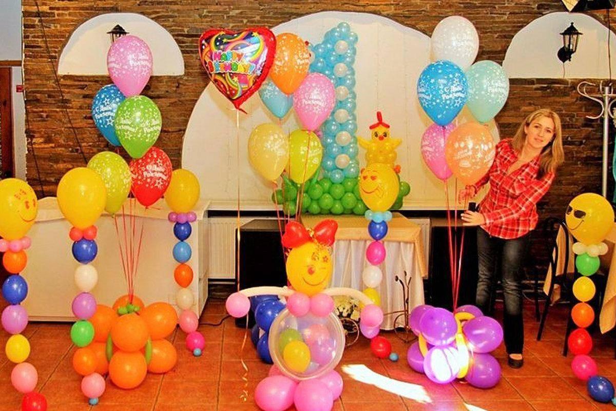 Удивительный шарм воздушных шаров