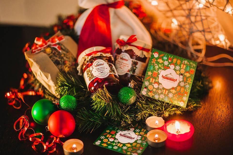 Что подарить на Рождество: сувениры, сладости и прочие подарки
