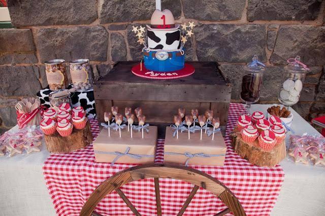 Ковбойская вечеринка для детей, или Как оказаться на Диком Западе
