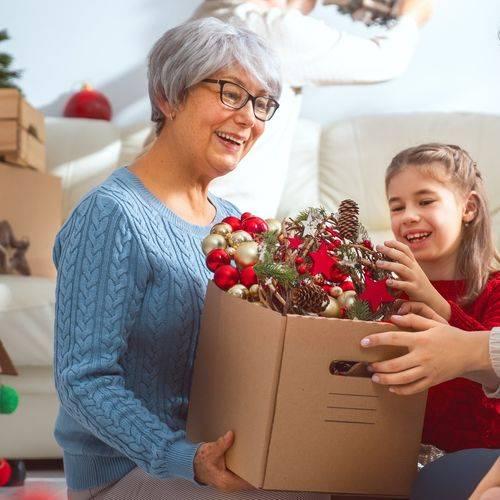 Душевные и практичные подарки ко дню рождения любимой бабушки