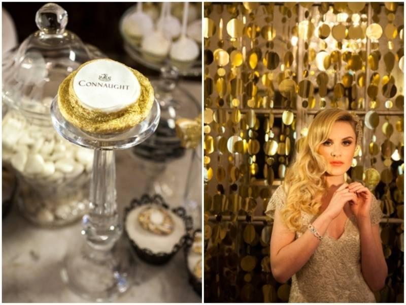 Роскошная свадьба в золотом цвете доступна каждому