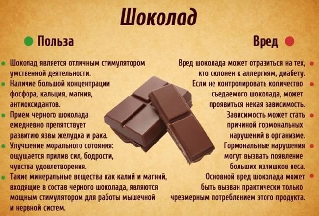 Шоколада много не бывает